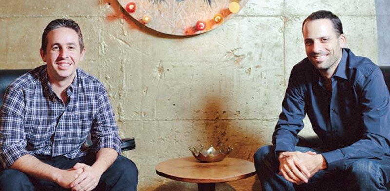 Dan Zakai and Yotam Alroy Photo: PR