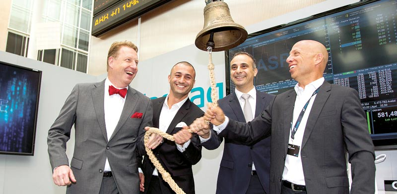 Aspire Global IPO Photo: PR