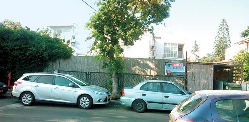"""רחוב קהילת ורשה בשכונת הדר יוסף תל אביב / צילום: יח""""צ"""