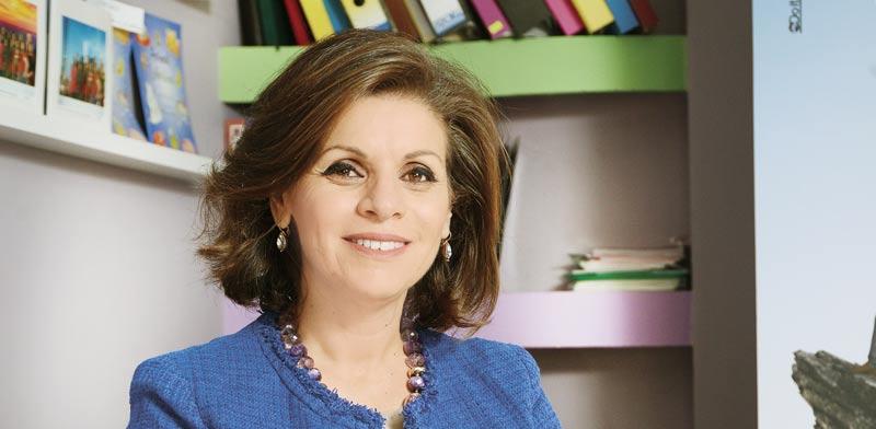 """ד""""ר דליה פדילה / צילום: איל יצהר"""