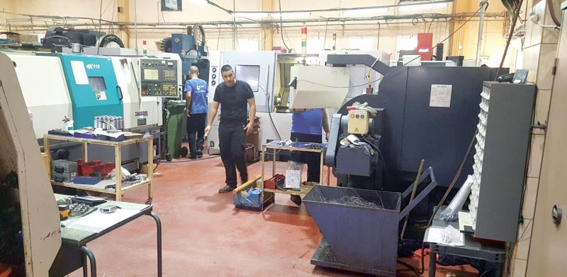 מפעל השבבים בכרמיאל/צילום באדיבות החברה