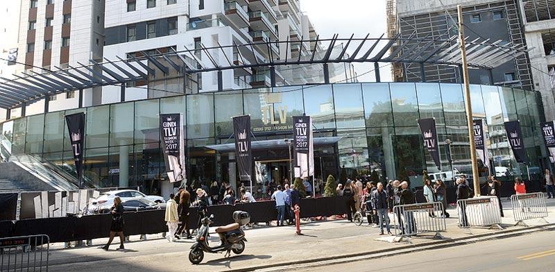 קניון TLV בתל-אביב. כשהפיתוח האזורי יסתיים, האטרקטיביות תעלה / צילום: איל יצהר