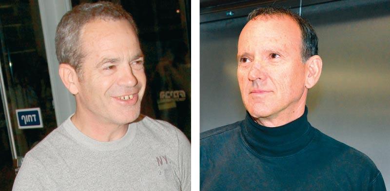 שמעון וינטרוב (מימין) ורונן פלד / צילומים: תמר מצפי ויוסי כהן