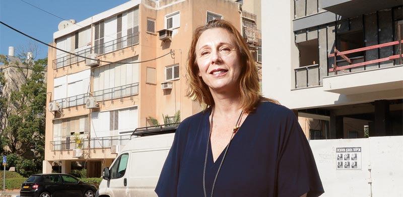 """זיידלר גרנות. """"גם בבנייני מגורים אנחנו לא מאפשרים יותר מחניה אחת לדירה"""" / צילום: איל יצהר"""