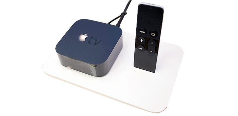 """הסטרימר Apple TV. """"הפרויקט סטה מהמסלול"""" / צילום מסך"""
