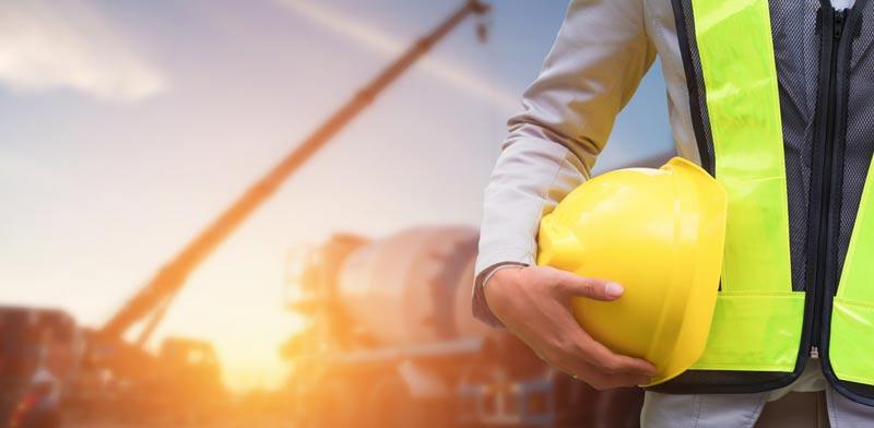 ניהול בטיחות באתר בנייה / צילום:Shutterstock, א.ס.א.פ קריאייטיב