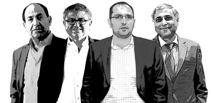 Zisser, Ben-Moshe, Tchenguiz, Levy