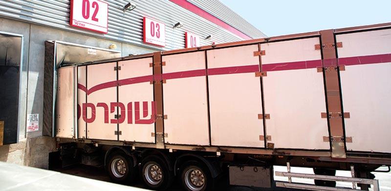"""המרלו""""ג של שופרסל בשהם. 51 אלף מ""""ר / צילומים: שלומי יוסף"""
