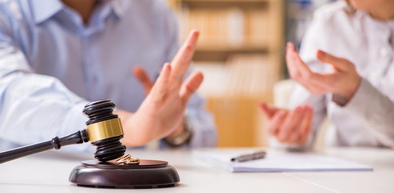 חלוקת רכוש בגירושים / צילום: Shutterstock, א.ס.א.פ קריאייטיב