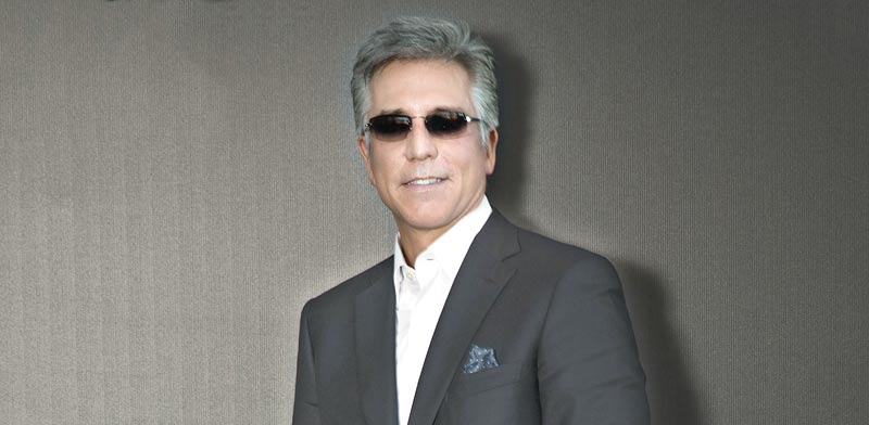 Bill McDermott Photo: Kfir Ziv