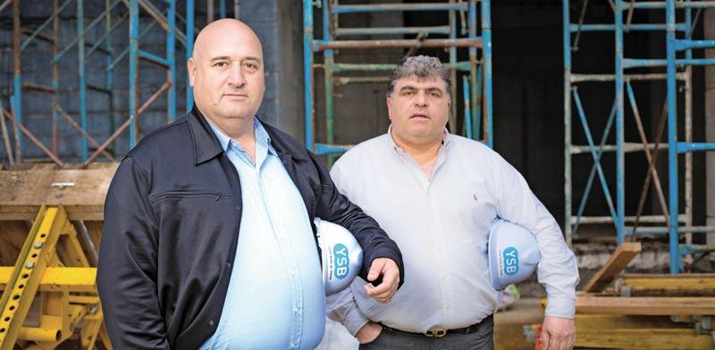 אמיר ופיני יעקובי / צילום: אריק סולטן