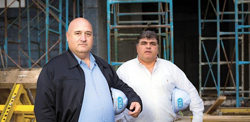 האחים אמיר  ופיני יעקובי / צילום: אריק סולטן
