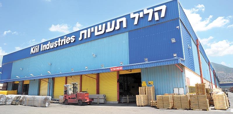 מפעלים של קליל ונירלט, מותג של אינרום / צילום: איל יצהר
