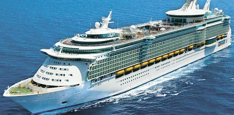 ספינת שיט תענוגות של רויאל קריביאן / צילום: אתר החברה