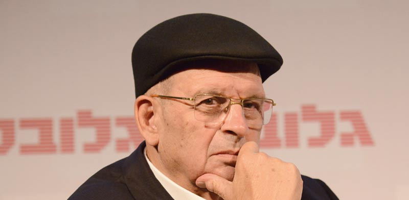 אברהם קוזניצקי, בעל השליטה במנרב / צילום: איל יצהר