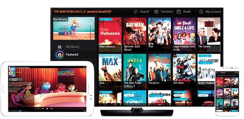 Vonetize Smart VOD Photo: PR