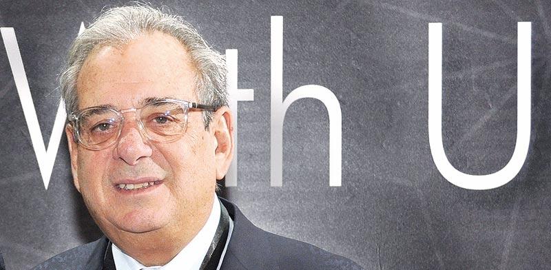 """רוברט איידה, מנכ""""ל אג'יס קפיטל / צילום: איתן איון, יח""""צ"""