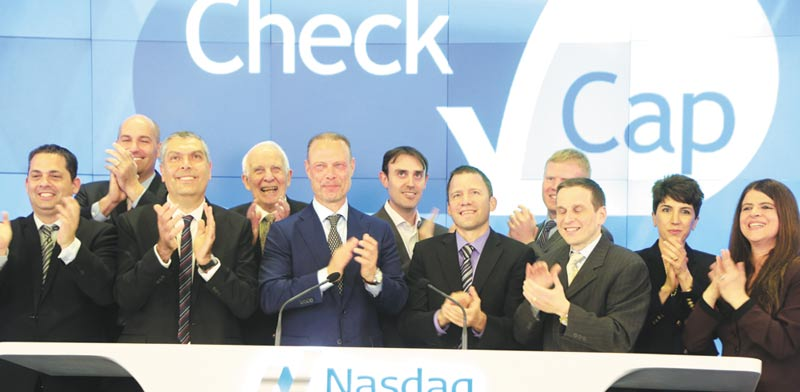 Check Cap management photo: Nasdaq OMX