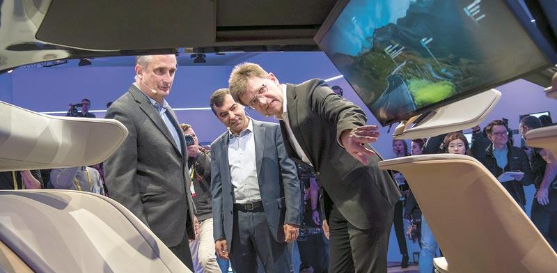 Brian Kraznich Photo: Bloomberg