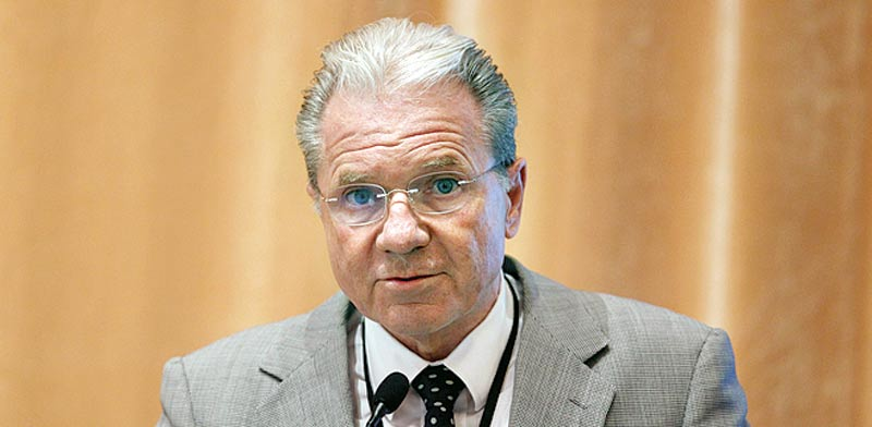 """תומאס פטרפי, מייסד ויו""""ר אינטראקטיב ברוקרס / צילום: רויטרס"""