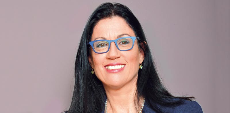 """מנכ""""לית S&P מעלות, רונית הראל בן זאב / צילום: תמר מצפי"""