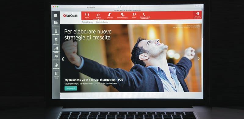 הבנקאות באיטליה / צילום: Shutterstock/ א.ס.א.פ קרייטיב