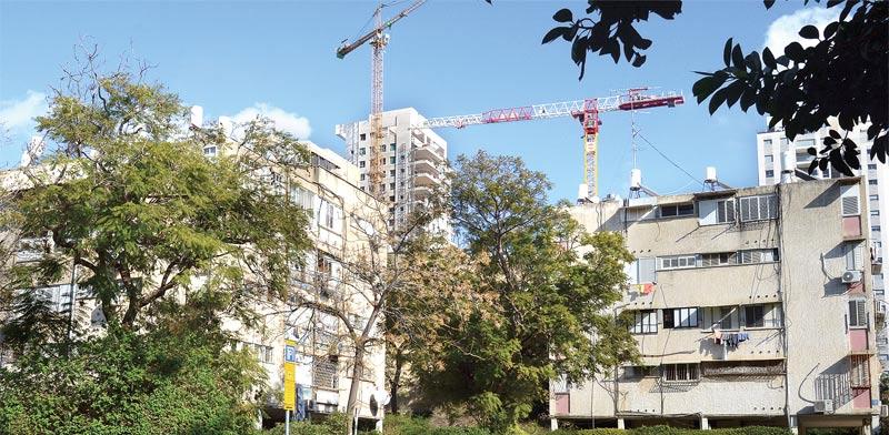 הבניינים כרגע / צילום: איל יצהר