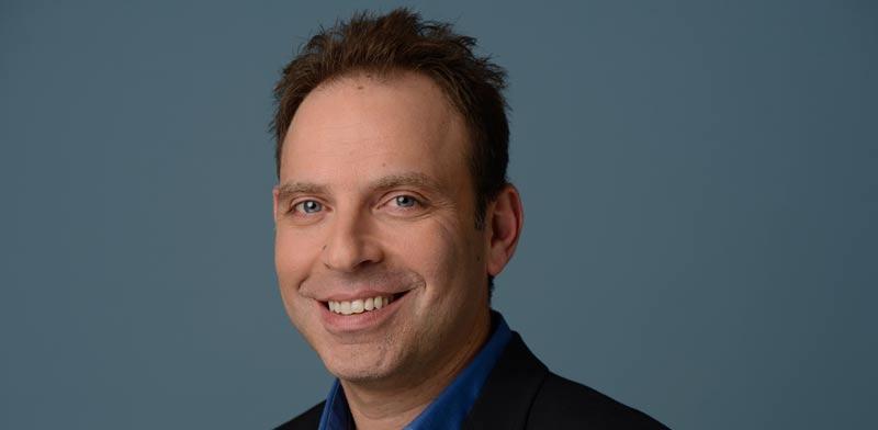 """אילן סיגל, סמנכ""""ל השיווק של פלאפון / צילום יונתן בלום"""