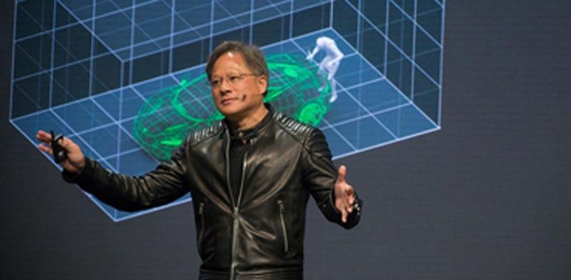 "מנכ""ל NVIDIA העולמית, ג'ן-סן הואנג / צילום: יח""צ"