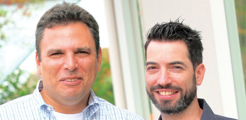 Zohar Alon and Roy Feintuch Photo PR