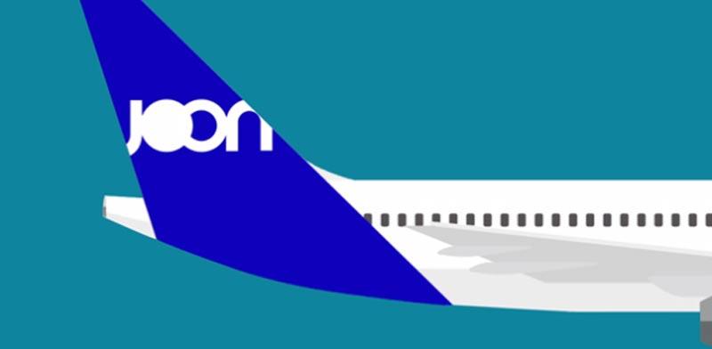 "Joon, מותג הלואו קוסט של חברת התעופה אייר פראנס / צילום: יח""צ"