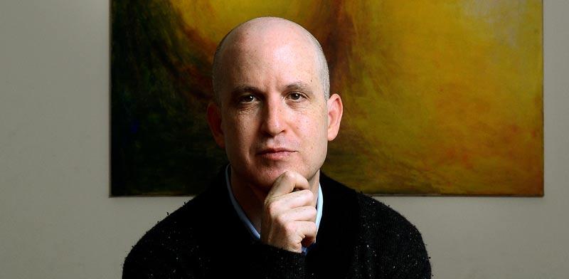 """אלדד קובלנץ, מנכ""""ל תאגיד השידור / צילום: איל יצהר"""