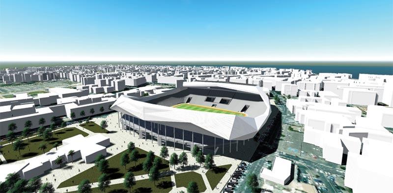 Bloomfield Stadium