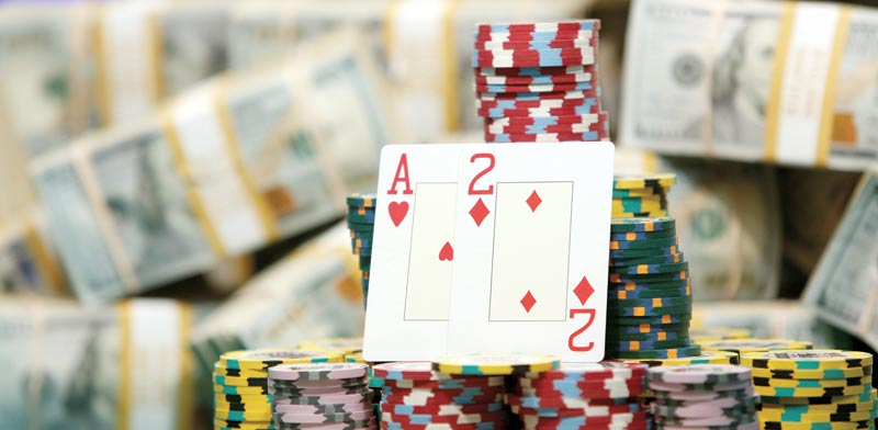 Gambling Photo: Reuters