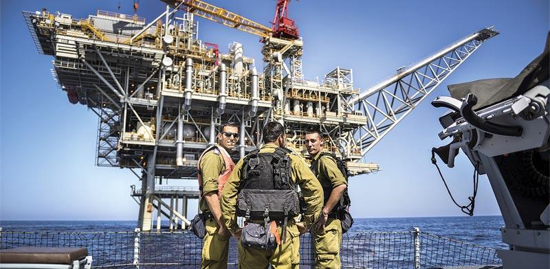 מאגר תמר. היקף מכירות הגז עולה בקצב אטי מהצפוי / צילום: בן יוסטר