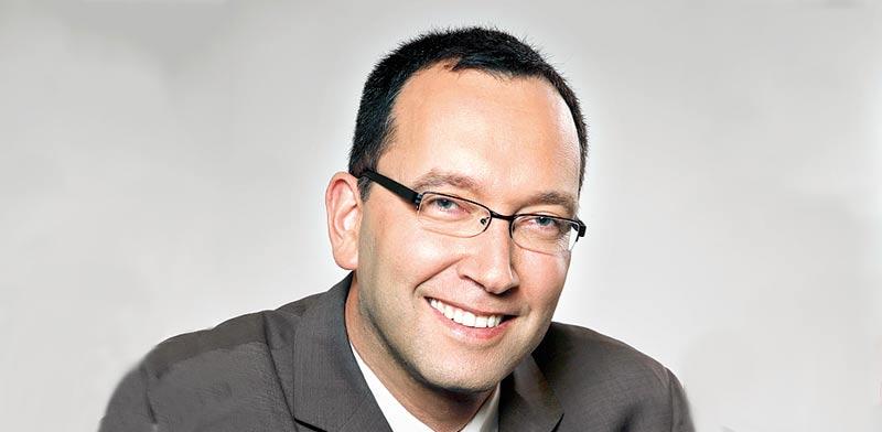"ארי ברונשטיין, מנכ""ל אלרון / צילום: יח""צ"