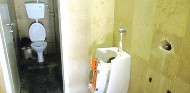 שירותים ציבוריים / צילום: מתוך דוח מבקר המדינה