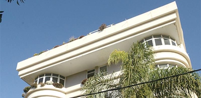 רחוב הלפרין תל אביב/ צילום:איל יצהר
