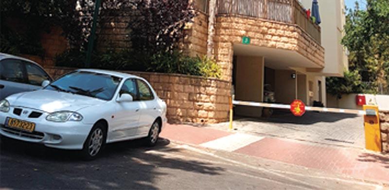 רחוב אברהם קרן כפר סבא / צילום: איל יצהר