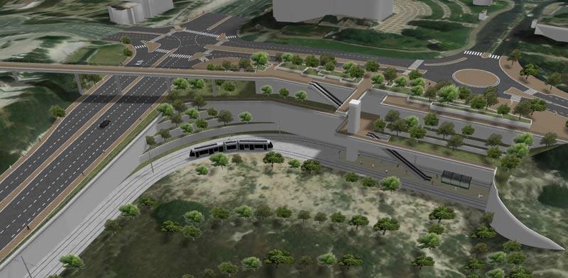 Haifa-Nazareth line  image: RDV systems