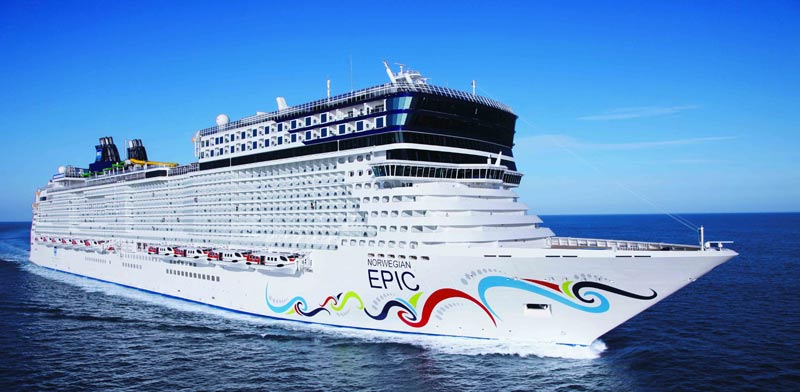 Norwegian Cruise Line Photo: PR