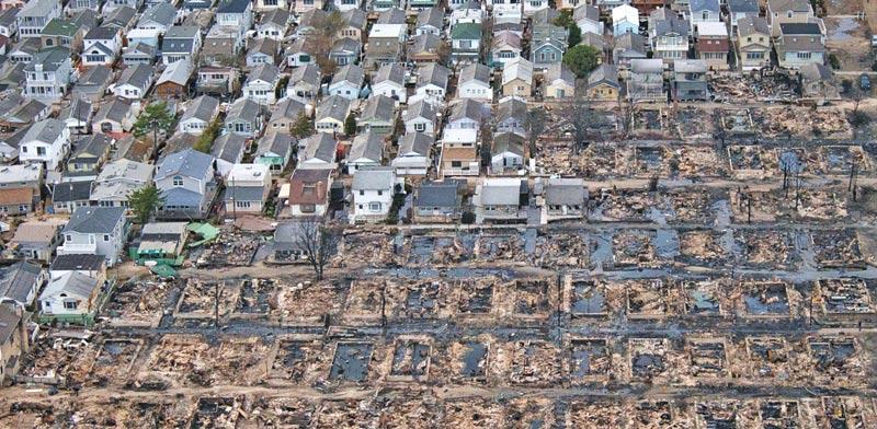 הוריקן סנדי , ניו יורק / צילום: רוטרס  פדרו נונס