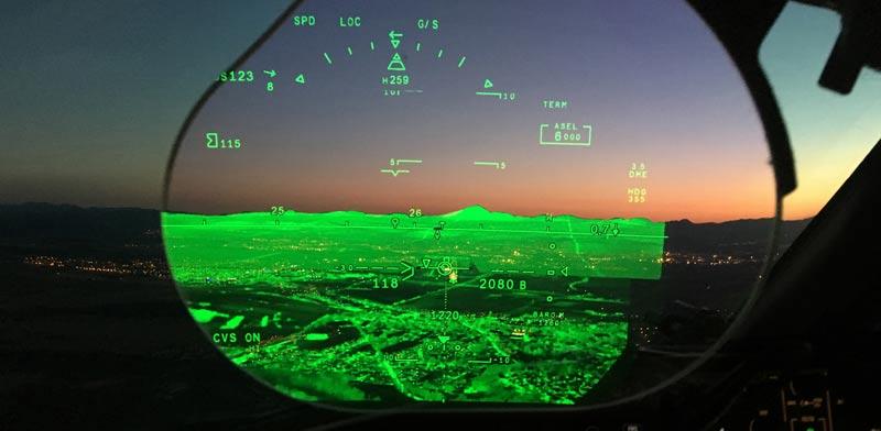 Elbit ClearVision Photo: Dassault