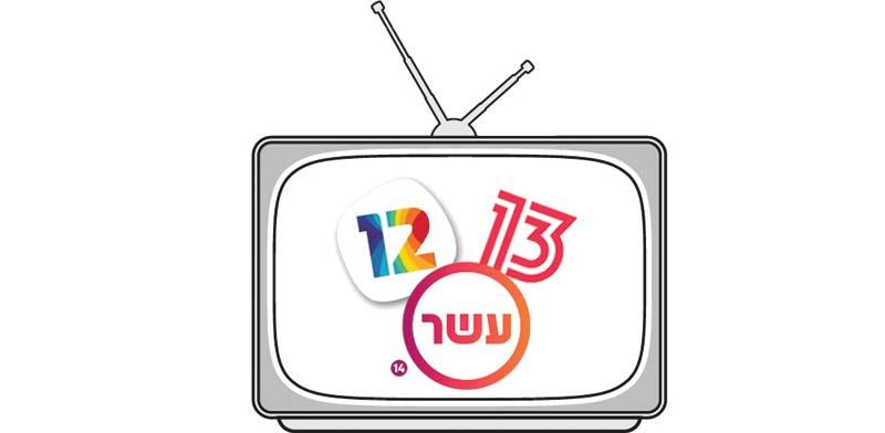 רשת, קשת וערוץ 10