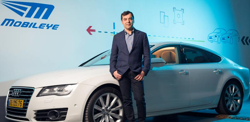 Intel confirms $15b acquisition of Mobileye