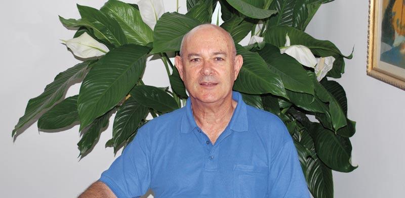 Prof. Haim Schlesinger  photo: PR