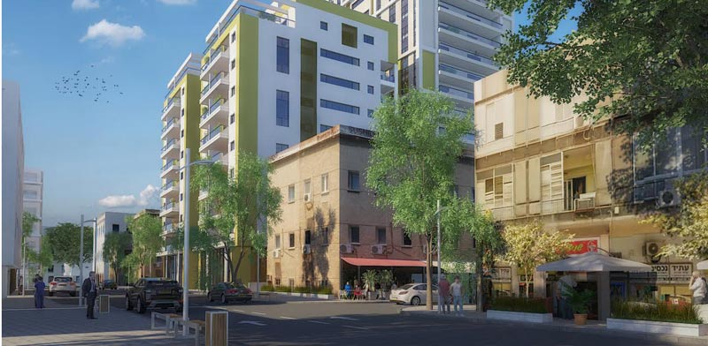 """""""תמ""""א 38 יצרה מנוף להתחדשות עירונית והחייאת מרכזי הערים"""""""