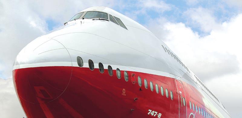 מטוס בואינג 747 / צילום: רויטרס