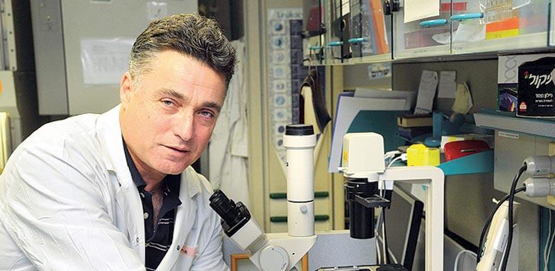 Dr. Amotz Shemi Photo: Oria Tadmor