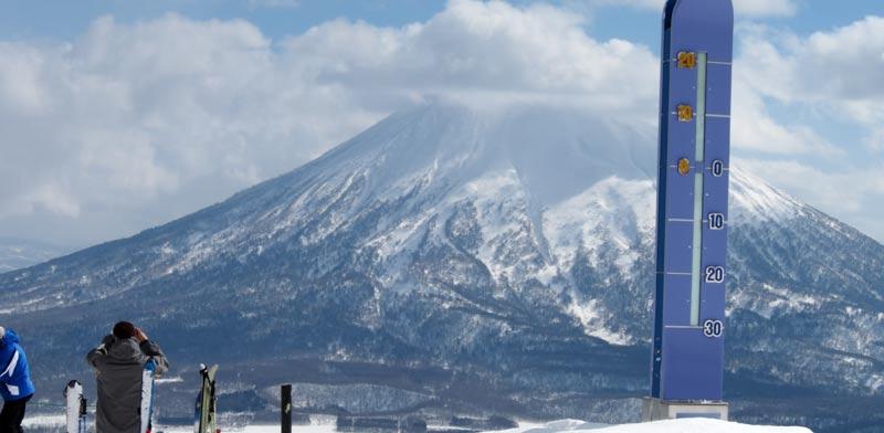 אתר סקי ביפן/ צילום: Shutterstock | א.ס.א.פ קריאייטיב